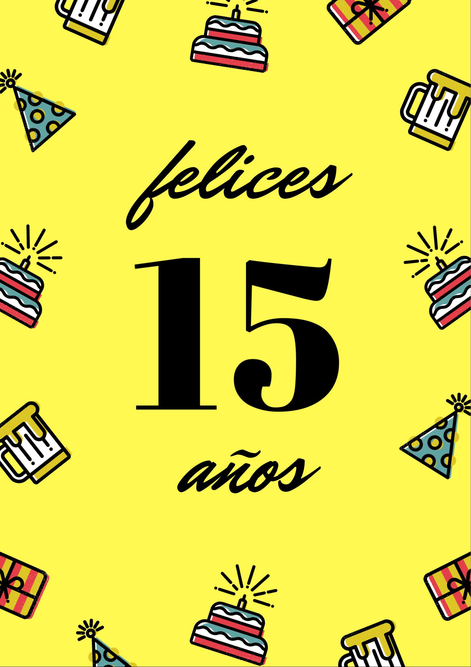 Frases de Cumpleaños para una Quinceañera6