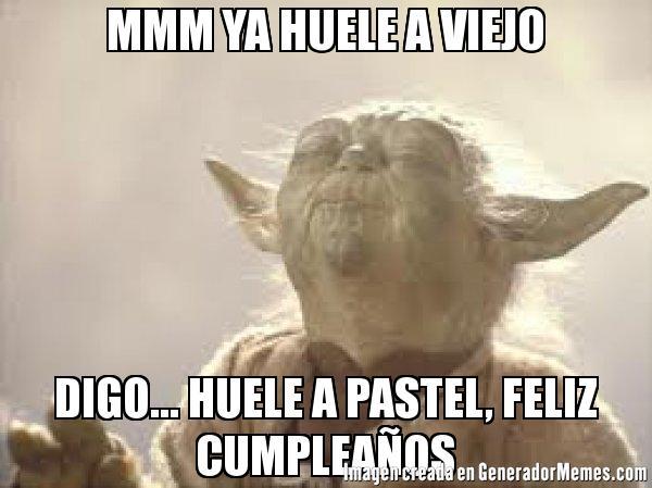 Memes divertidos para felicitar el cumpleaños3