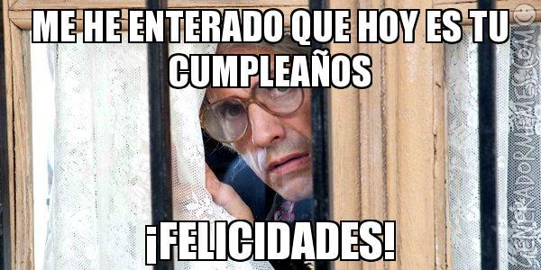 Memes divertidos para felicitar el cumpleaños2