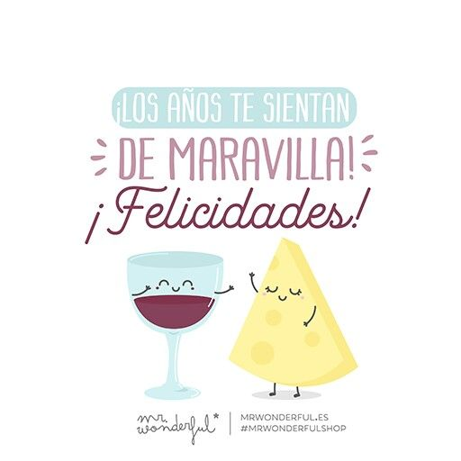 frases de cumpleaños mr wonderful 1