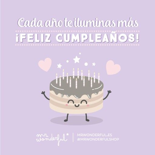 frases de cumpleaños mr wonderful 10