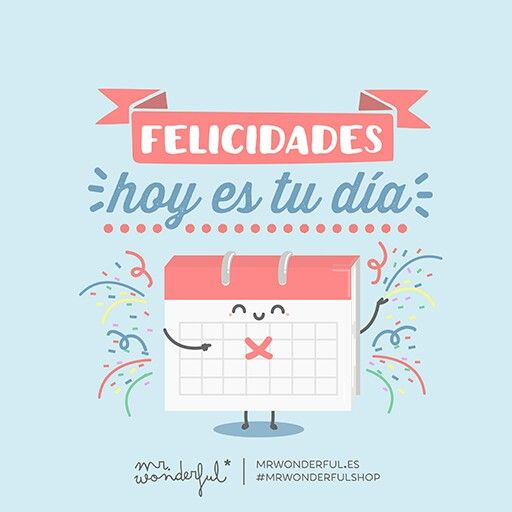 frases de cumpleaños mr wonderful 11