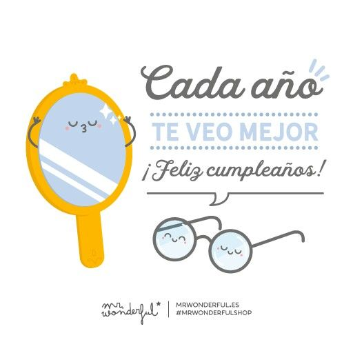 frases de cumpleaños mr wonderful 12
