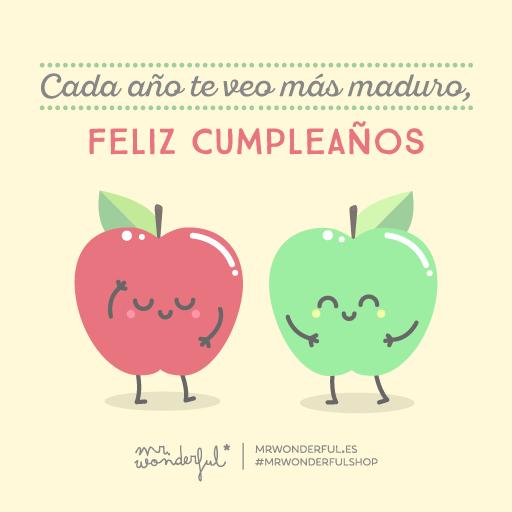 frases de cumpleaños mr wonderful 13