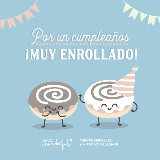 frases de cumpleaños mr wonderful 14