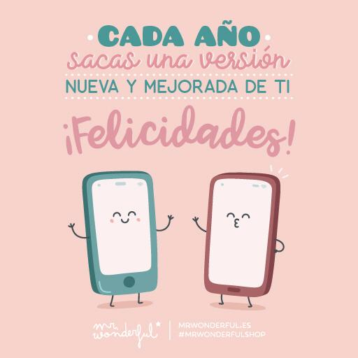 frases de cumpleaños mr wonderful 15