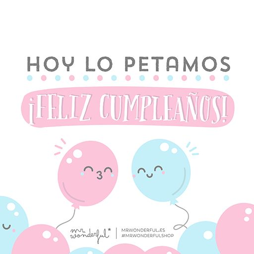 frases de cumpleaños mr wonderful 4